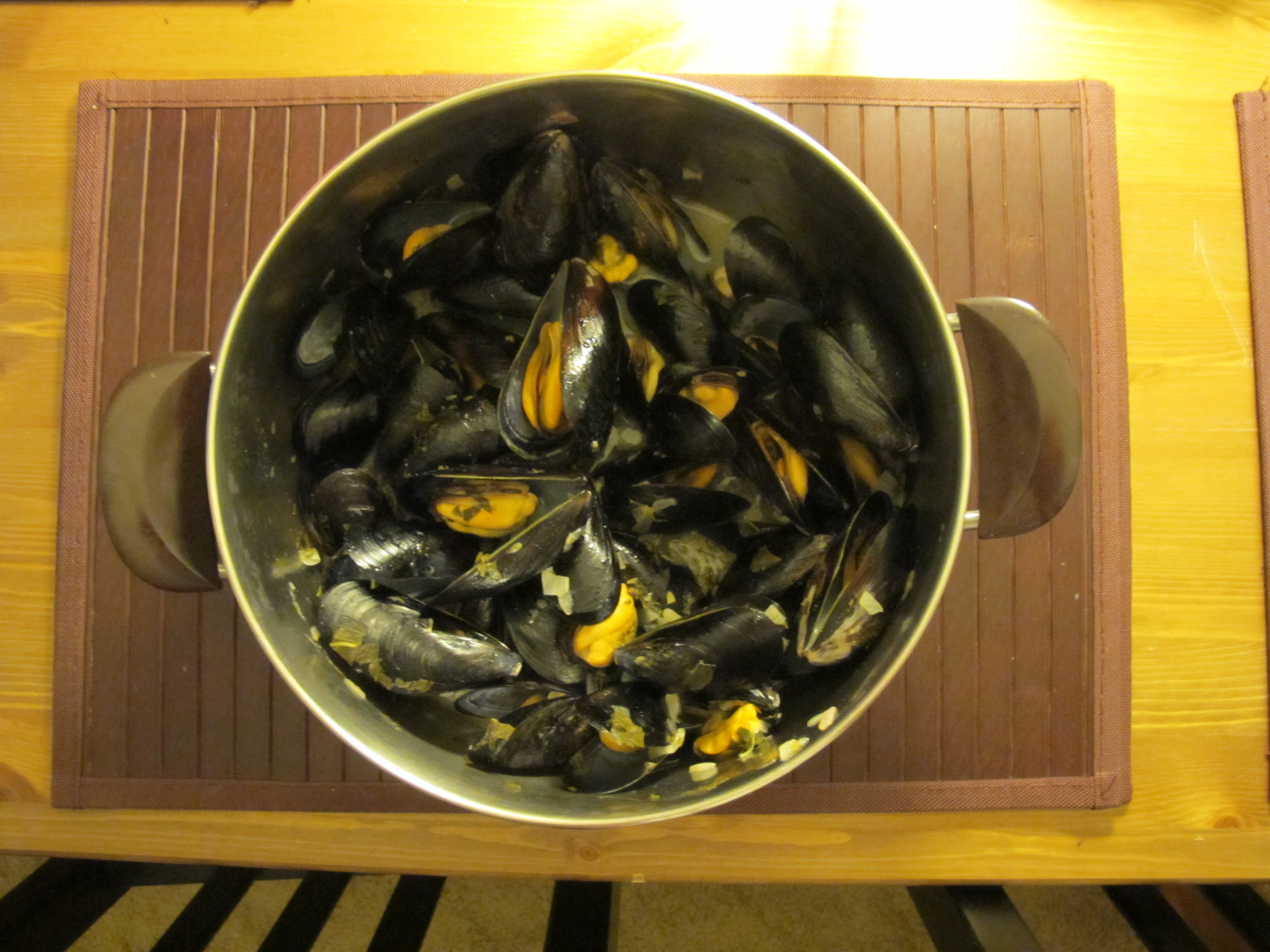 Day Tripping to Granville Island for Gallo Mussels - A Dad ...