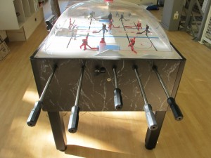 New West Youth Centre Bubble Hockey