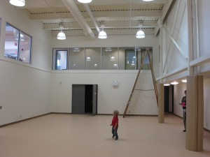 New West Youth Centre Multi-Purpose Room