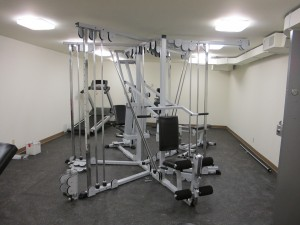 New West Youth Centre Weights Room
