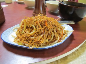 Chow Mein Noodles at 3G