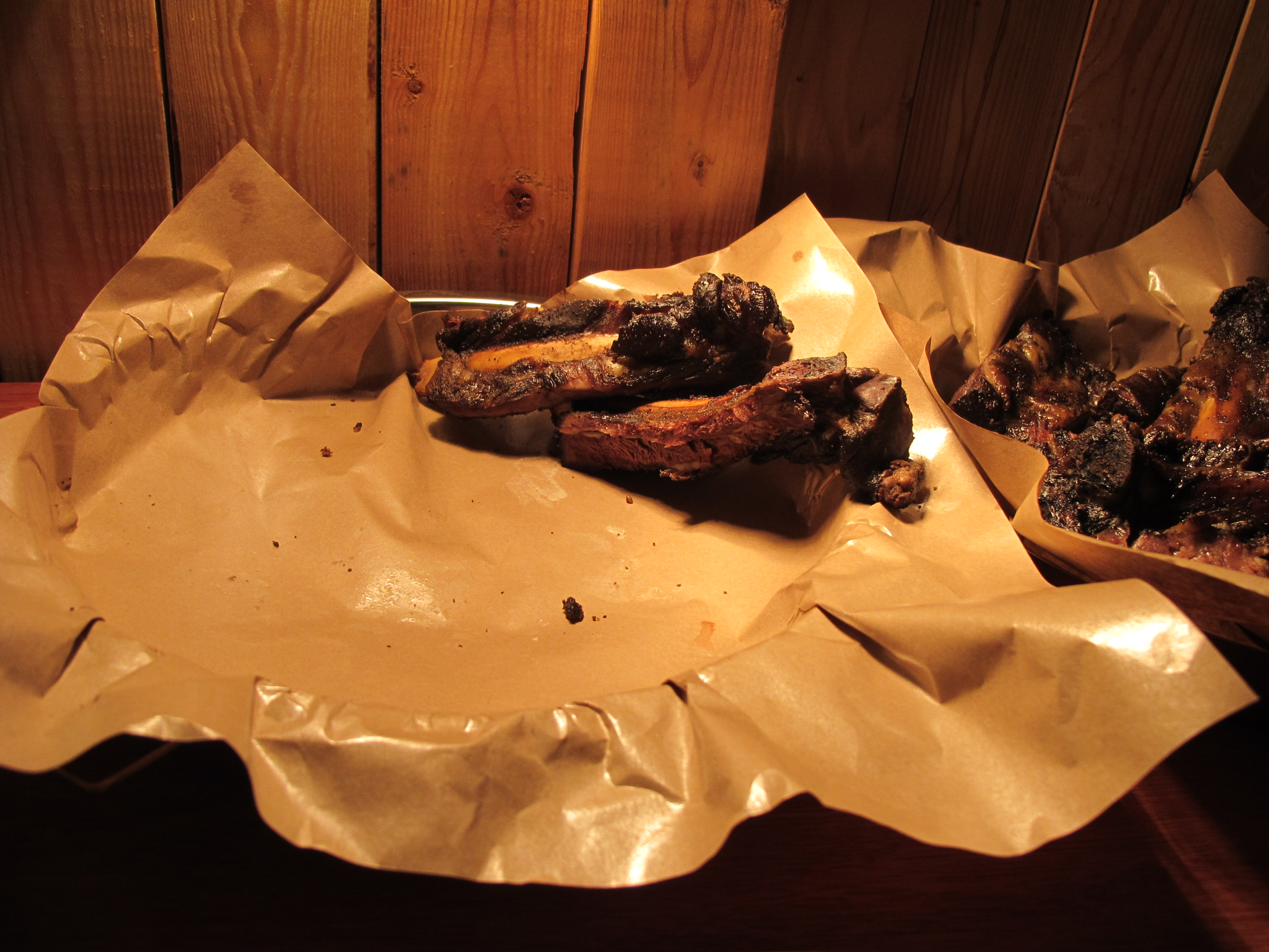 how to prepare bison ribs