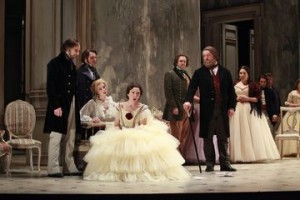 La Traviata photo by Richard Termine