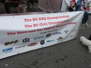 The BC BBQ Championship