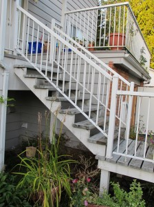 Front Porch Stairs