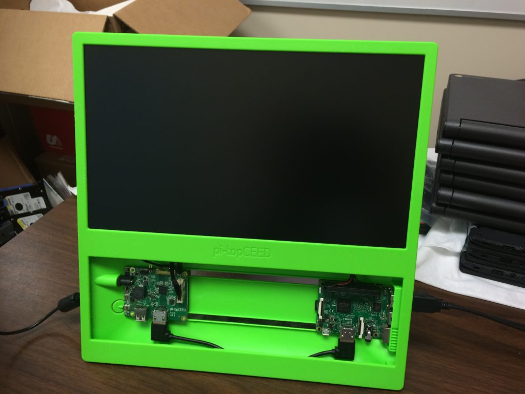 pi-top CEED Open Front