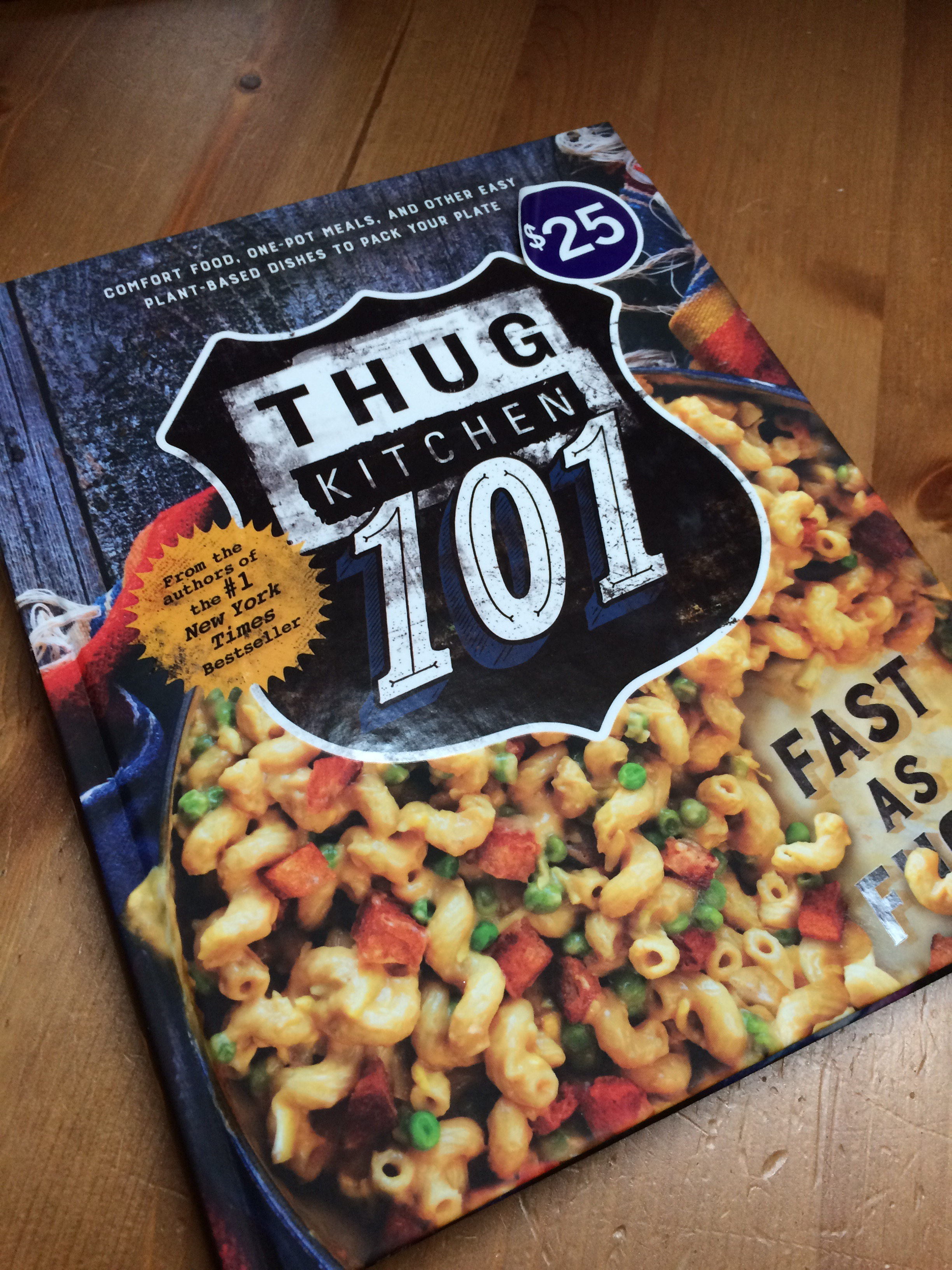 Thug Kitchen 101 Cookbook - A Dad In The BurbsA Dad In The Burbs