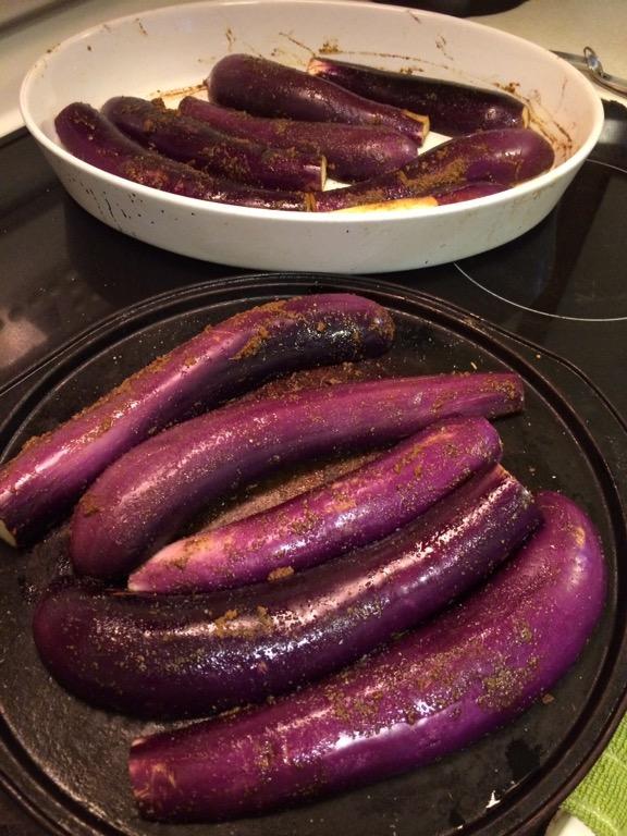 Maple Roasted Sweet Potatoes