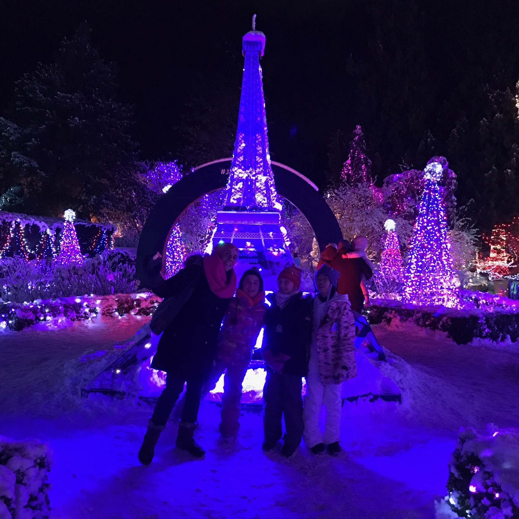 Metro Vancouver Festival Of Lights