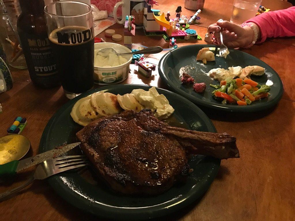 Bone-in Prime Rib Steak