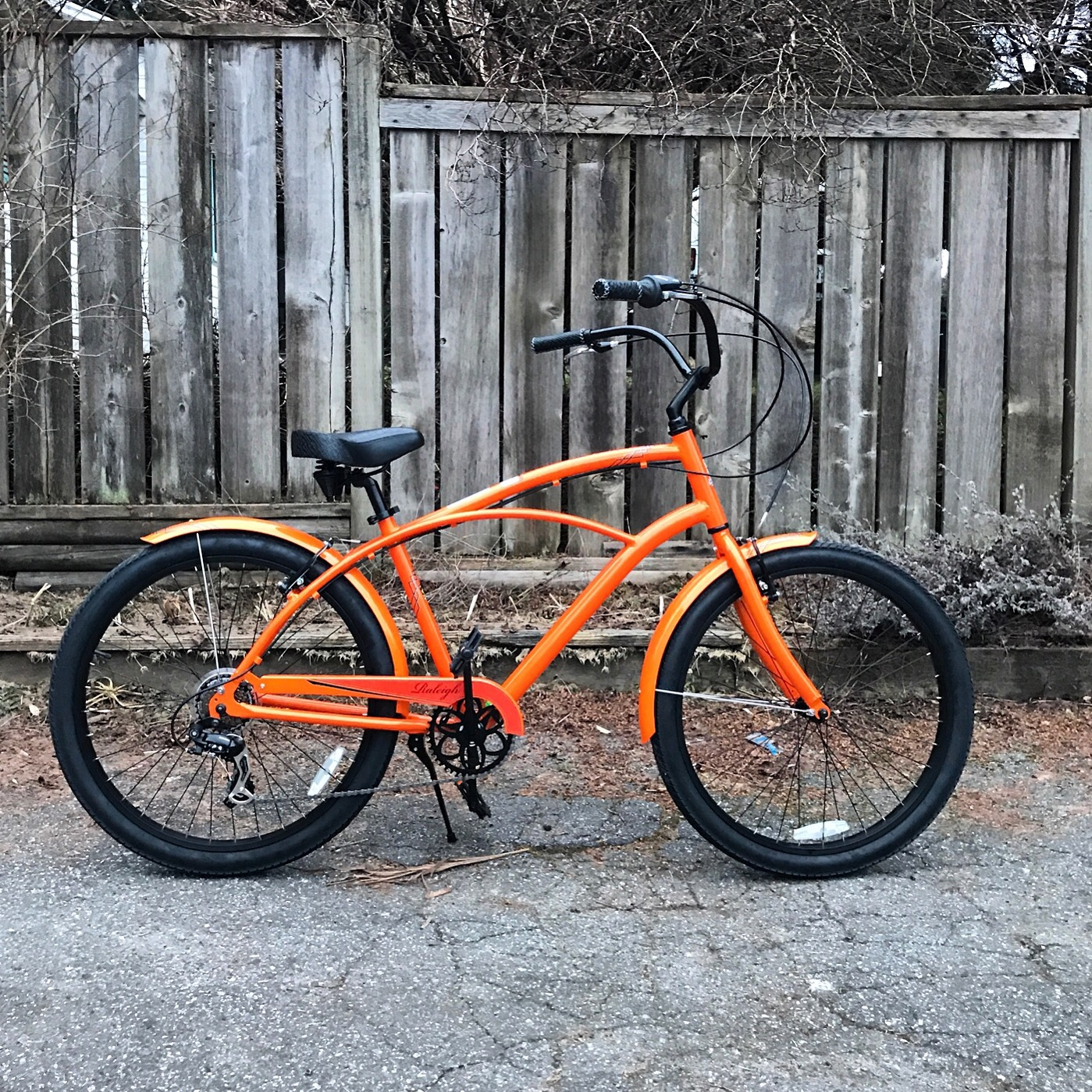 Raleigh Retroglide Bicycle