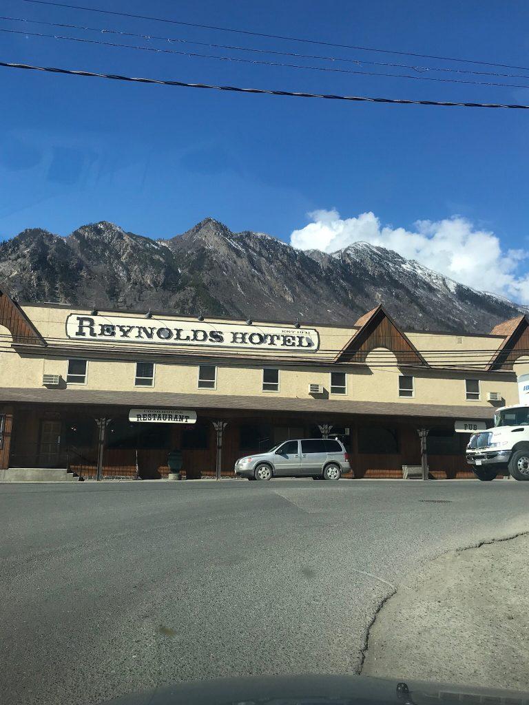 Reynold's Hotel