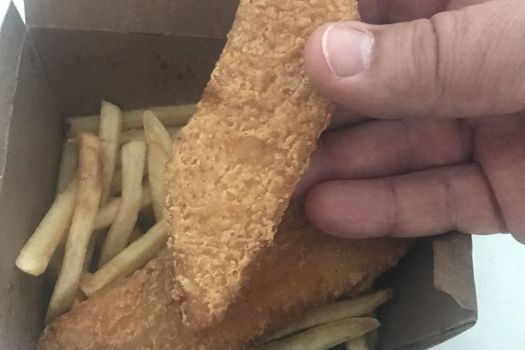 McDonald's Fish and Chips