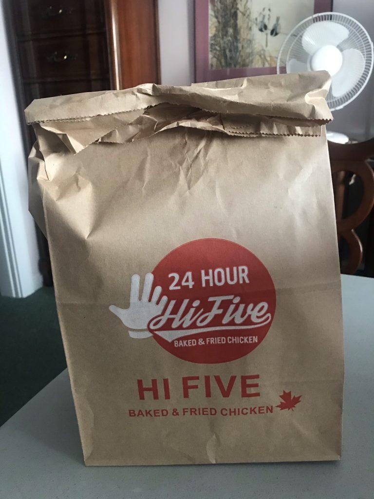 Hi Five Chicken