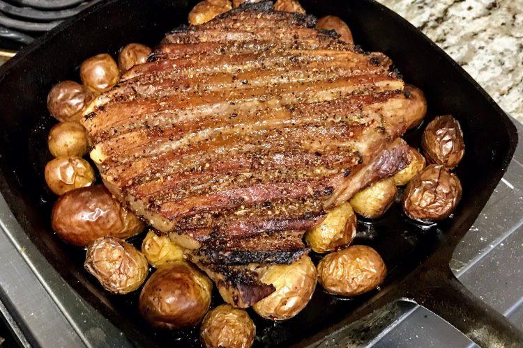 Crisp Pork Belly
